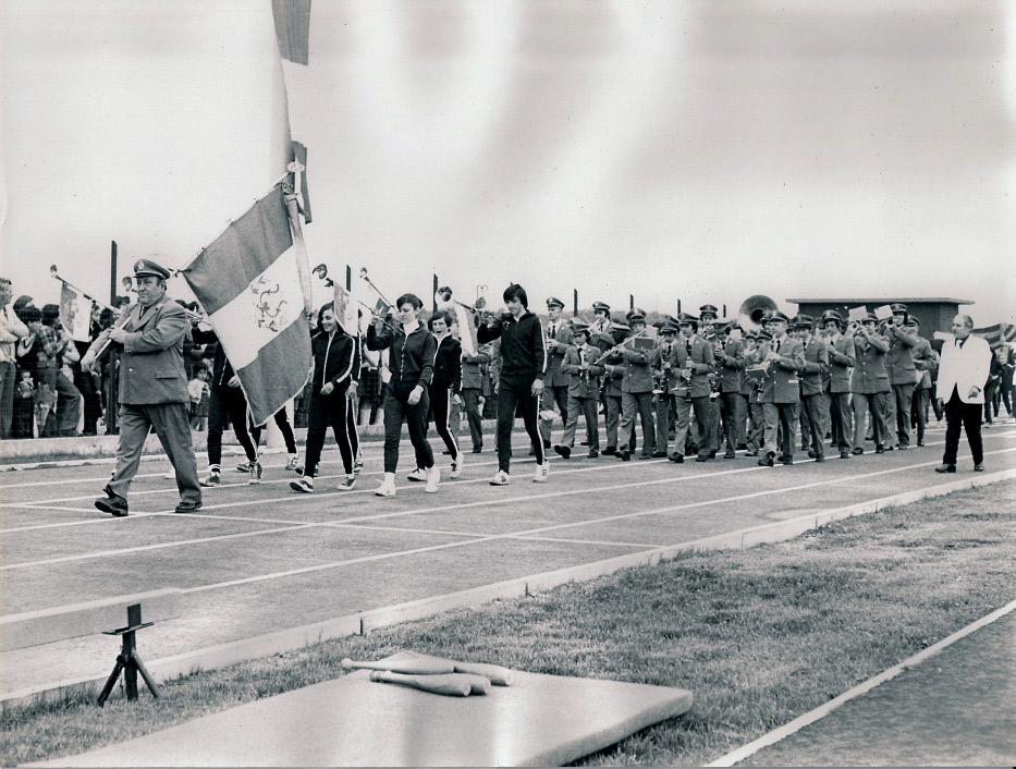 Inaugurazione Centro Sportivo